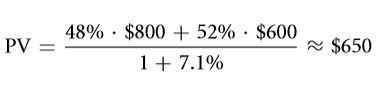 The Weighted Average Cost of Capital (WACC) 43